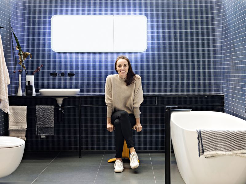 How to design a functional bathroom that looks the part