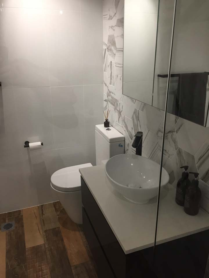 bathroom builders sydney